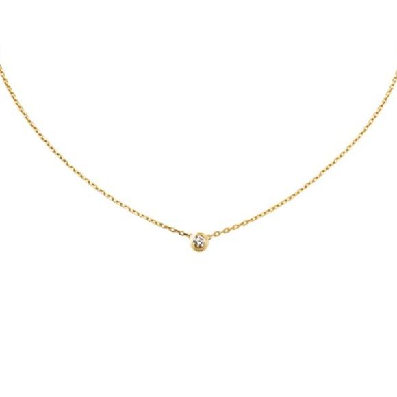 e2850fffa0b6ee Cartier Jewelry | Diamond Necklace | Poshmark